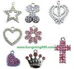 Wholesale DIY Pendants,PET Pendant,Rhinestone Pendants from china suppliers