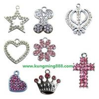 Buy cheap DIY Pendants,PET Pendant,Rhinestone Pendants from wholesalers