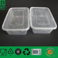 China PP Microwaveable Food Container with Lid on sale