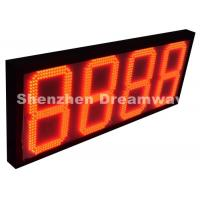 "Wholesale 8888 Outdoor LED Signs for Gas Station with Red 12"" Size Meanwell Power Supply from china suppliers"