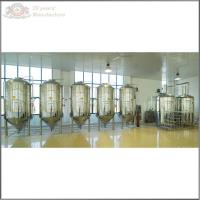Wholesale 10HL stainless steel or red copper beer making machine for microbrewery or restaurant from china suppliers