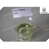 Wholesale Ethyl Oleate Pharmaceutical Ingredients Safe Organic Solvents for steroid hormone from china suppliers