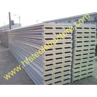 Wholesale Waterproof Polyurethane Sandwich Panels Metal Roofing Sheets For Prefabricated House from china suppliers