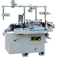 Wholesale Auto Adhesive Foam Label Flat Bed Die Cutting Machine With Roll Feeding from china suppliers