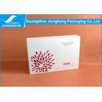 Wholesale CMYK Printing Paper Perfume Packaging Boxes OEM / ODM Luxury Packaging Boxes from china suppliers