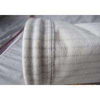 Buy cheap PCI dedust anti-static filter bag withe water and oil repellent treatment dia 130X 2450mm from wholesalers