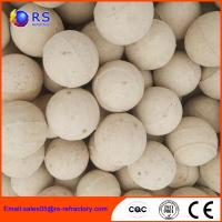 Wholesale Chemical Stability Refractory Alumina Ceramic Ball For Hydro Converter from china suppliers