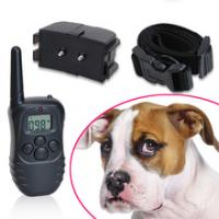 Wholesale Waterproof 998d remote control pet collar for training with LCD Display from china suppliers