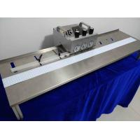 Buy cheap Aluminium PCB Depanelizer With Circular Blades For LED Panel Strip from wholesalers