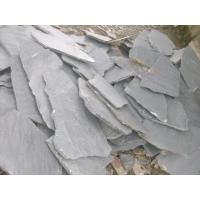 Wholesale Natural Paving Stone Grey Slate Irregular Patio Flooring Grey Slate Wall Covering Stone from china suppliers