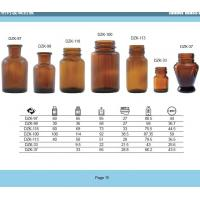 Wholesale Amber Glass Bottles 60ml 30ml 100ml from china suppliers