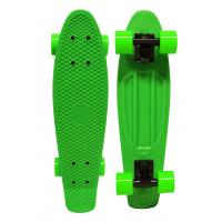 Wholesale Green Penny Fish Skateboard , Pink Penny Board Customizer Plastic Professional from china suppliers
