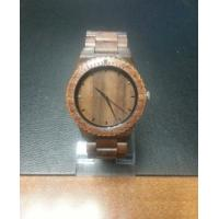Wholesale Fashion Wooden Wrist Watch with brown color , recycled wood watches from china suppliers