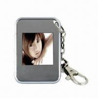 Wholesale Photo Frame Keychain, Different Styles Available, Eco-friendly Material from china suppliers