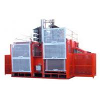 Wholesale Painted Or Hot Dipped Zinc Building Site Hoist SC200 / 200 With Loading Capacity 2000 kg from china suppliers
