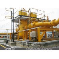Wholesale Carbon steel Vane separator gas filter separators system gas liquid separators from china suppliers