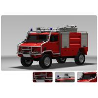 Wholesale Emergency fire engine vehicle from china suppliers