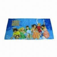 Wholesale Promotional Cotton Beach Towel, Customized Specification are Accepted, Ideal for Promotion from china suppliers