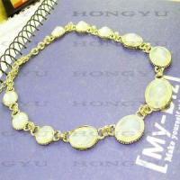 Wholesale Fashion Jewelry Alloy with Crystal Necklace Ljh0038 from china suppliers