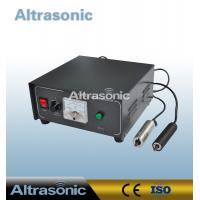 Wholesale High Frequency 60Khz Cylinder Ultrasonic Plastic Welding Machine With CE Approved from china suppliers