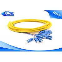 Buy cheap 50 / 125um Multimode Fiber Optic Cable from wholesalers