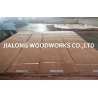 Wholesale Sliced Cut Natural Quarter Cut Veneer Sapele / Sapelli Wood Veneer Sheet from china suppliers