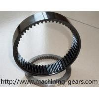 Wholesale High Fatigue Resistance Carbon Steel Internal Gear 0.03mm Tolerance from china suppliers