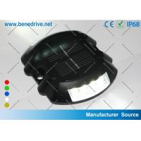 Buy cheap Road Markers Reflectors Solar Delineator Stud Outdoor AlarmLight Aluminum Shell IP68 from wholesalers