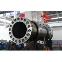Wholesale ASTM ASME EN GB Steel Forgings , Big Size Forged Steel Roller Shaft from china suppliers
