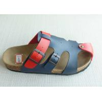Wholesale Outdoor / Office Men Cork Sandals With Cork+EVA Anti-skidding from china suppliers