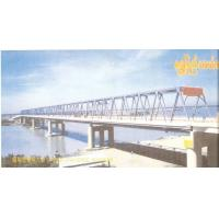 Wholesale Permanent Steel Truss Bridge / Steel Frame Bridge With High strength from china suppliers