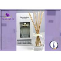 Wholesale White 80ml Aromatherapy Reed Diffuser Spa Essential Oil Diffuser from china suppliers