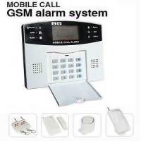 Wholesale Inteligent Home Security / House GSM SMS Wireless Alarm System from china suppliers