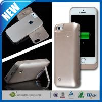 Wholesale 2200mAh Iphone 5 / 5s Cell Phone Battery Extender Case , Smartphone Battery Case from china suppliers