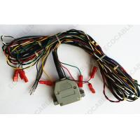 Wholesale UL1095 Wire Harness For Dryers D-SUB Assembly With Fast Disconnect Terminals from china suppliers