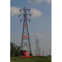 Wholesale 69KV double circuit tower from china suppliers