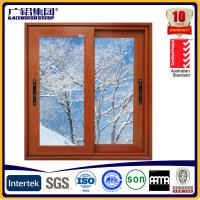 Wholesale aluminum framed double glazed sliding window from china suppliers