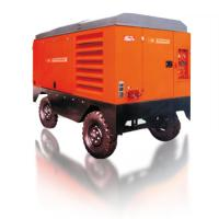 Wholesale Large Capacity Portable Rotary Screw Air Compressor 132KW 17m³/Min Low Oil Content from china suppliers