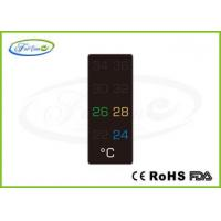 Wholesale Thermochromic Liquid Crystal Reversible Color Changing Thermometer , PET Temperature Strip from china suppliers