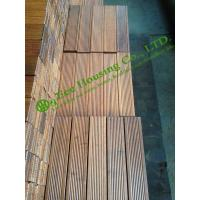 Wholesale Outdoor Bamboo Floor Tiles, 300x300x25mm Bathroom Floor Tile, Bamboo Strand Woven Decking Tiles from china suppliers
