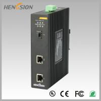 Wholesale Din Rail Industrial Gigabit Ethernet Switch 2 Electric Port And 1 Sfp Fx from china suppliers