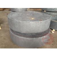 Wholesale High - speed Hydraulic Internal Ring UT Gear Flange Forging For Rail from china suppliers
