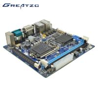 Wholesale MINI ITX Dual LAN Mainboard 2 Network Card LGA1155 Socket Motherboard from china suppliers