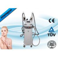 Wholesale Professional Vertical Cryolipolysis Cavitation RF Slimming Machine 5MHz from china suppliers