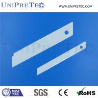 Quality 9mm 18mm Ceramic Snap-off Knife Blades for sale