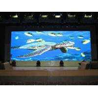Buy cheap P3 Indoor Rental LED Screen Full Color Die Casting Aluminum Cabinet for Event Stage from wholesalers