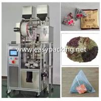 Wholesale multi-function small tea bag packing machine pyramid tea bag packing machine from china suppliers