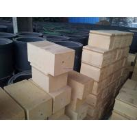 Wholesale High Softening Point Silica Brick Refractory For Glass Furnace , Hot-blast Stove from china suppliers