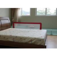 Wholesale Foldable Safety First Extra Long baby bed rails For Toddlers With Woven Net from china suppliers