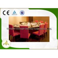 Wholesale 10 Seat Circle Induction / Electric Teppanyaki Grill Table With Ventilation System from china suppliers